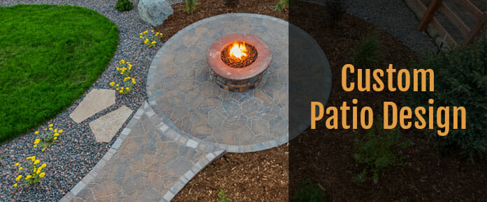 Custom Patio Curb Appeal